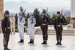 Ataturk Mausoleum Ankara Stock Images