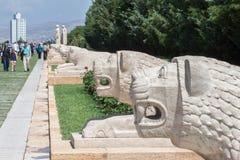 Ataturk Mausoleum Ankara Stock Image
