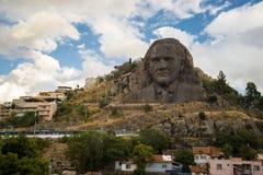 Ataturk sculptıre Stock Photo