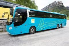 AtB斯科讷OmniExpress公共汽车  图库摄影