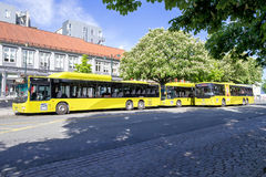 AtB busses Stock Image