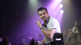ATB Concert in Los Angeles Royalty Free Stock Photo
