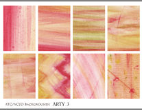 ATC Backgrounds Arty3 Stock Image