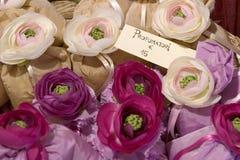 Ate bolsas perfumadas para a venda - Burano - Veneza Imagens de Stock