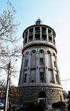 Ateie fogo à torre de vigia, Foisorul de Foc - Bucareste, Romaina Imagem de Stock Royalty Free