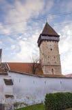 Atel ha fortificato la chiesa Immagini Stock Libere da Diritti