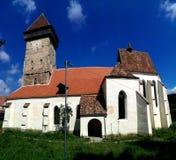 Atel Saksisch dorp Stock Foto's