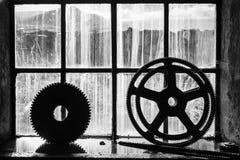 Atelier abandonné Image stock
