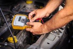 Atelier de réparations automatiques Photographie stock
