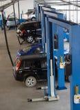 Atelier de service de véhicule Photo stock