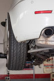 Atelier de voiture Image stock