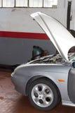 Atelier de voiture Images stock
