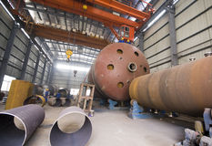 Atelier industriel image stock