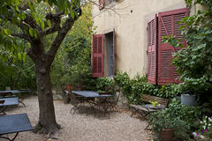 Atelier Paul Cezanne imagem de stock royalty free