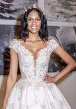 Atelier Pronovias Bridal 2019 royalty free stock images