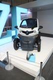 Atelier Renault Z.O.E. Fotografia de Stock