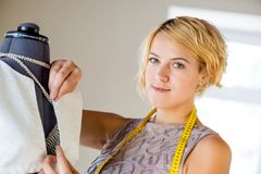 Atelier worker Royalty Free Stock Photography