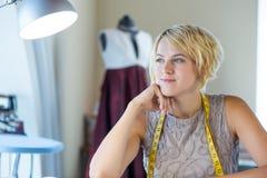 Atelier worker Stock Image