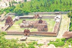 Atemberaubende und enorme Hampi UNESCO-Welterbestätte Karnatak Stockfoto