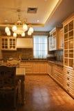 A cozinha 22 imagem de stock