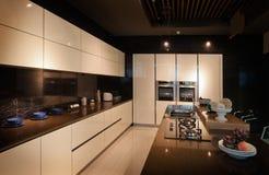 A cozinha 50 fotografia de stock royalty free