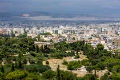 Aten Grekland Royaltyfria Bilder