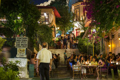 Aten Grekland Arkivbilder