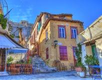 Aten Grekland Royaltyfria Foton