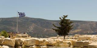 Atenas Греция Стоковая Фотография