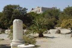 Atenas Fotografía de archivo libre de regalías