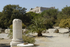 Atenas Fotografia de Stock Royalty Free
