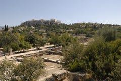 Atenas Imagen de archivo