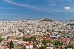 Atenas Fotografía de archivo