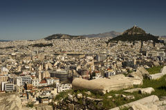 Atenas Imágenes de archivo libres de regalías