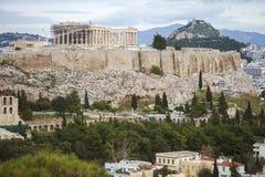 Atenas, Akropolis, Plaka Fotos de archivo