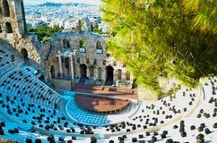 Atenas, Grécia Fotografia de Stock Royalty Free