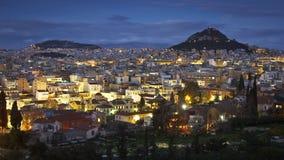 Atenas, Grécia. imagens de stock