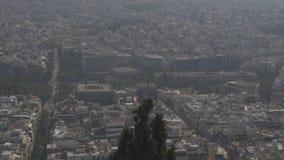 Atenas, Grecia almacen de video