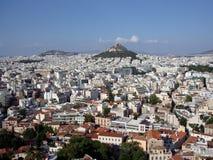 Atenas Grecia Imágenes de archivo libres de regalías