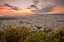 Atenas, Grecia. Imagen de archivo