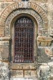 ATENAS, GRECIA - 20 DE ENERO DE 2017: Iglesia de Panaghia Kapnikarea en Atenas, Atica Imagen de archivo libre de regalías