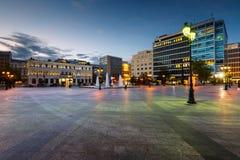 Atenas, Grecia foto de archivo