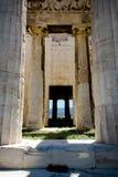 Atenas Grecja Fotografia Stock
