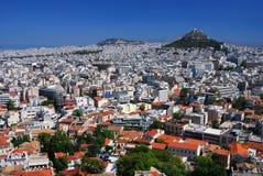 Atenas, Greece Fotografia de Stock