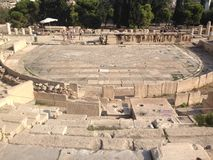 Atenas Greece Imagens de Stock Royalty Free