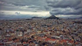 Atenas - greece Imagem de Stock Royalty Free