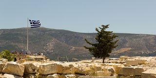 Atenas Greece Stock Photography