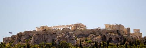 Atenas Grekland Fotografering för Bildbyråer