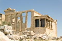 Atenas Grekland Royaltyfria Foton