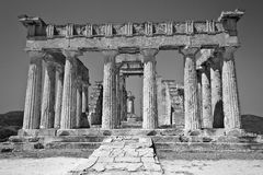 Atenas Grekland Itaka Royaltyfri Fotografi